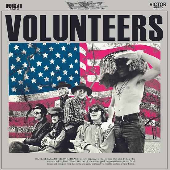 Jefferson Airplane: Volunteers