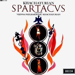 Khachaturian : Spartacus