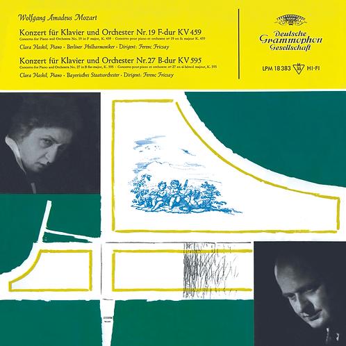 Mozart: Concertos for Piano and Orchestra Nos. 19 & 27