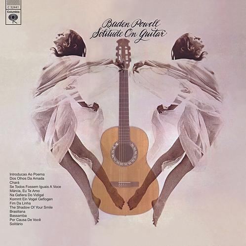 Baden Powell: Solitude On Guitar