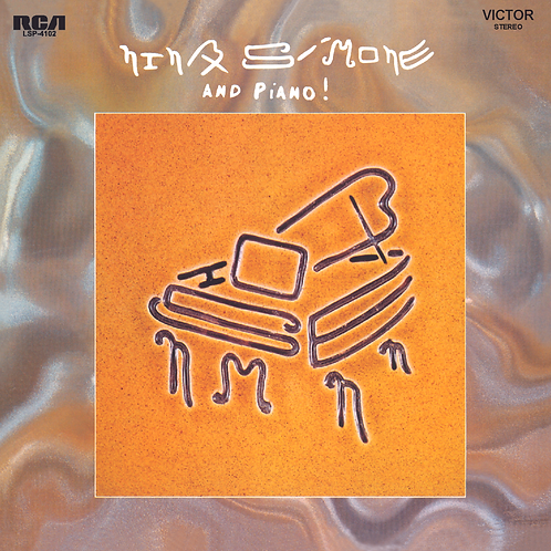 Nina Simone: And Piano!