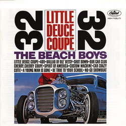 The Beach Boys: Little Deuce Coupe (mono-edition)