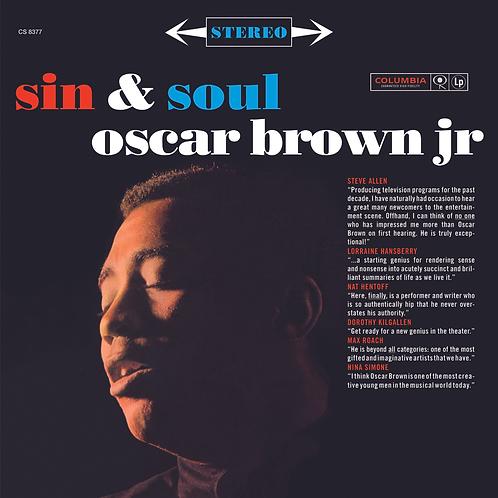 Oscar Brown Jr.: Sin & Soul