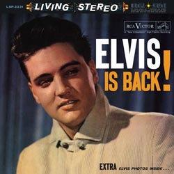 Elvis Presley: Elvis is Back (45rpm-edition)