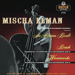 Bruch, Wieniawski: Violin Concertos