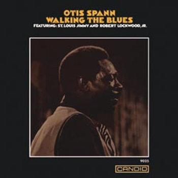 Otis Spann: Walking The Blues