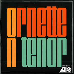 Ornette Coleman on Tenor