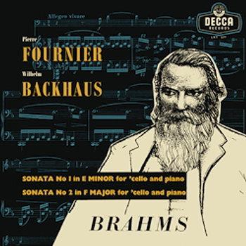 Brahms: Sonatas For Violincello And Piano