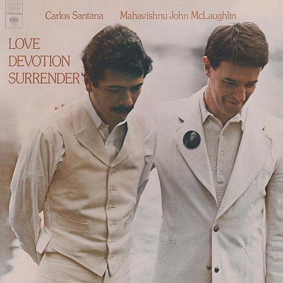 C. Santana & J. McLaughlin: Love Devotion Surrender