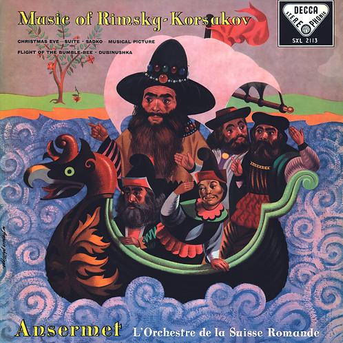 Rimsky-Korsakov: Christmas Eve (Suite), a.o.