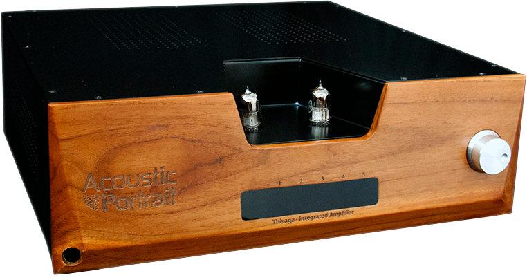 Thiyaga Hybrid Integrated Amplifier