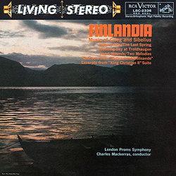 Grieg & Sibelius: Finlandia