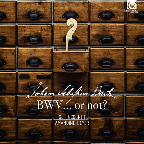BWV… or not