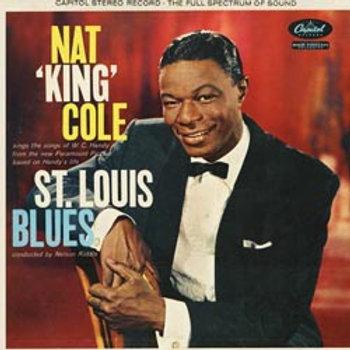 Nat King Cole: St. Louis Blues (45rpm-edition)