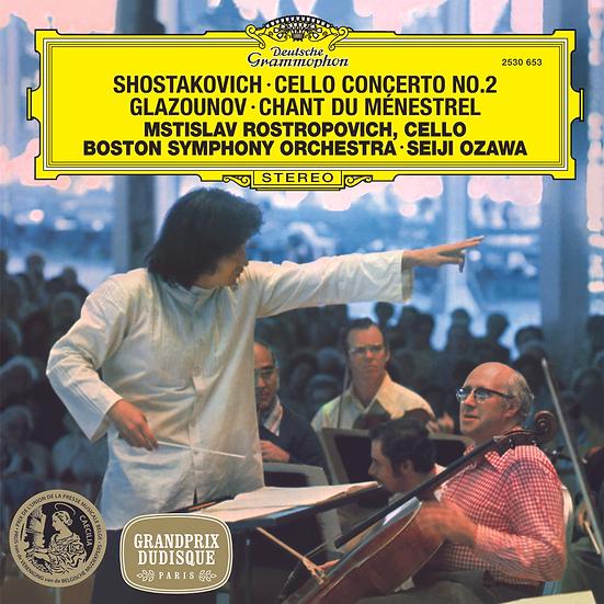Shostakovich: Cello Concerto No. 2