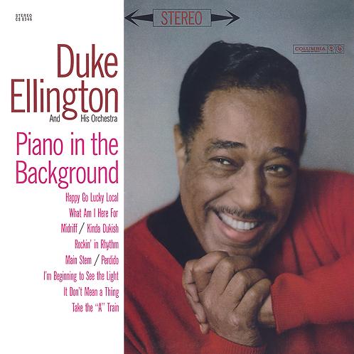 Duke Ellington: Piano In The Background