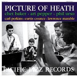 Chet Baker & Art Pepper: Picture Of Heath