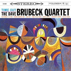 Dave Brubeck Quartet: Time Out (45rpm-edition)