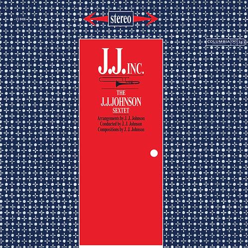 The J.J. Johnson Sextet: J.J. Inc.