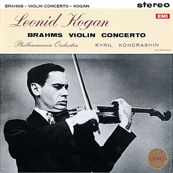 Brahms : Violin Concerto