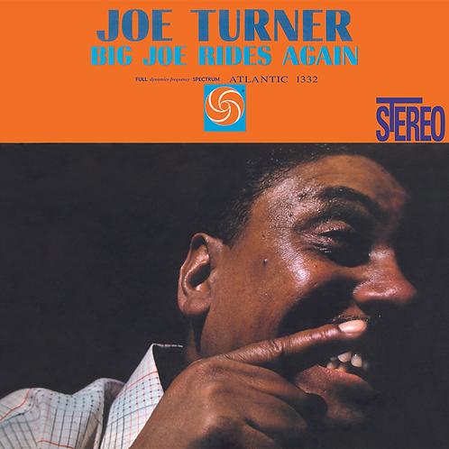 Joe Turner: Big Joe Rides Again