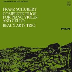 Schubert : Complete Trios