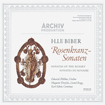 H.I.F. Biber: Sonatas Of The Rosary