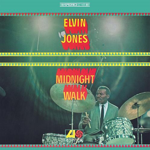 Elvin Jones: Midnight Walk