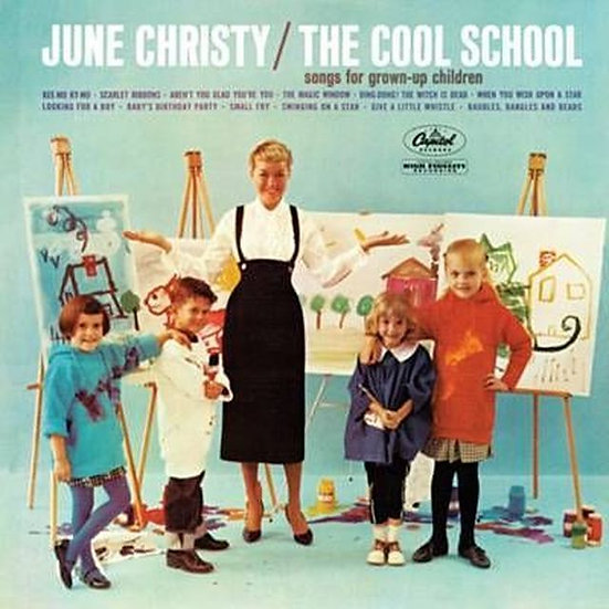 June Christy: The Cool School