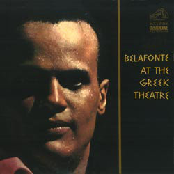 Harry Belafonte at The Greek Theatre