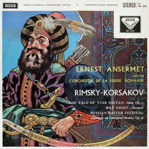 Rimsky-Korsakov : The Tale of Tsar Saltan