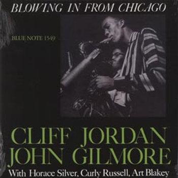 Cliff Jordan & John Gilmore: Blowing In (45rpm-edition)