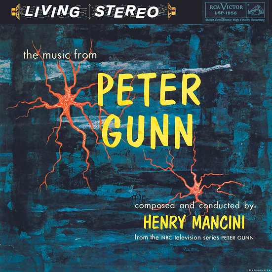 Henry Mancini: The Music From Peter Gunn
