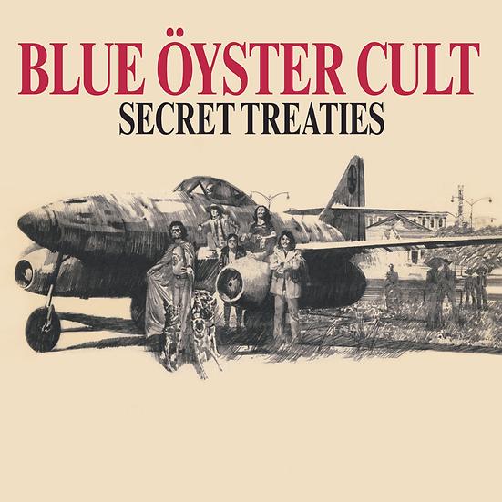Blue Öyster Cult: Secret Treaties