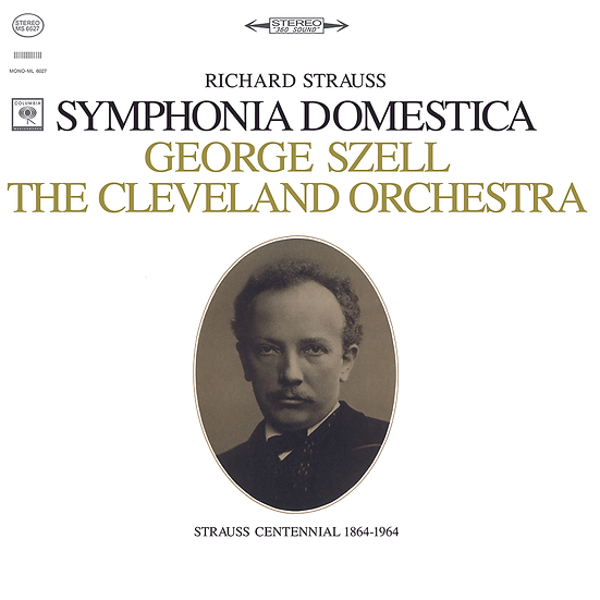 Strauss: Symphonia Domestica