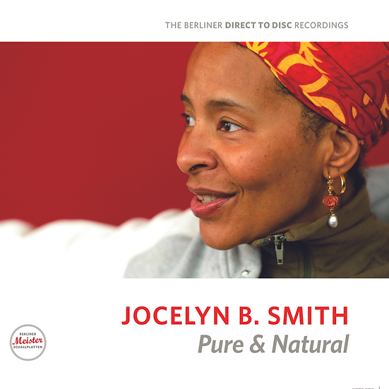 Jocelyn Smith: Pure And Natural