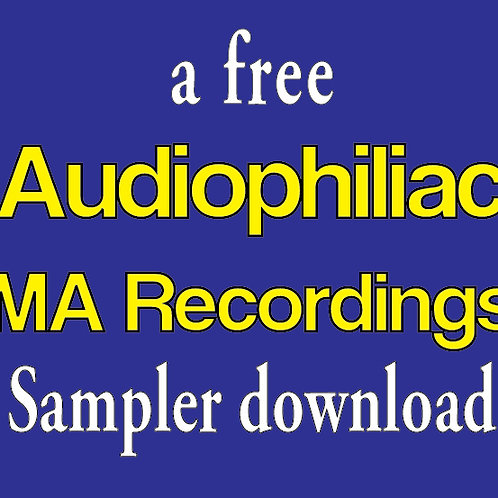 The Audiophiliac Stay at Home with MA Recordings Sampler
