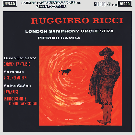 Bizet: Carmen Fantaisie / Sarasate: Zigeunerweisen / a.o.
