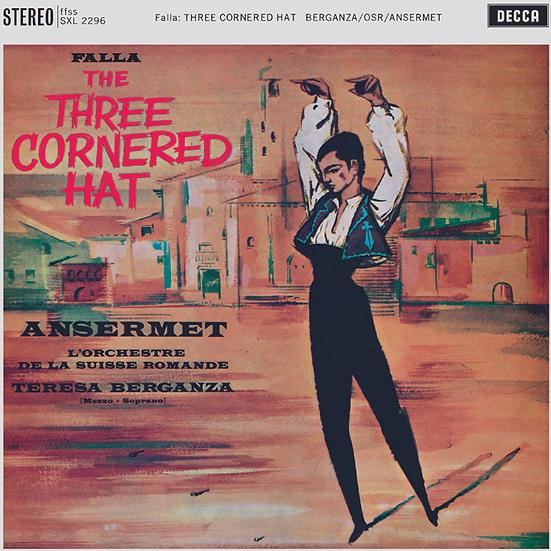 de Falla: The three-cornered Hat