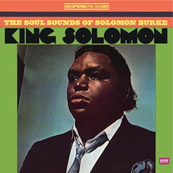 Solomon Burke: King Solomon