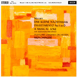 Mozart : Eine Kleine Nachtmusik