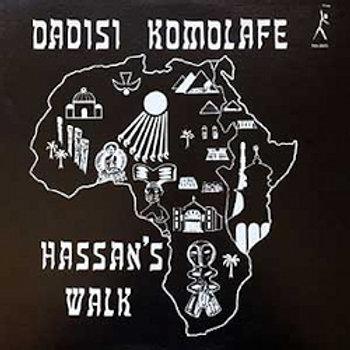 Dadisi Komolahe: Hassan's Walk