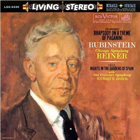 Rachmaninoff: Rhapsody On A Theme Of Paganini