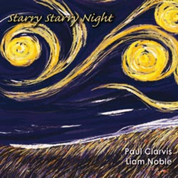 Paul Clarvis & Liam Noble: Starry Starry Night