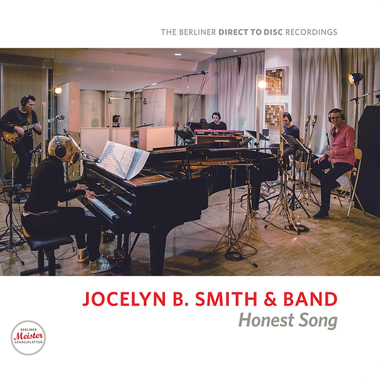 Jocelyn B. Smith & Band: Honest Song