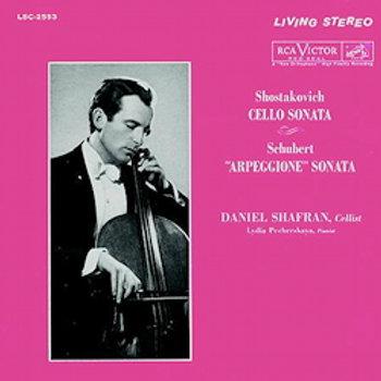 Shostakovich: Cello Sonata a.o.
