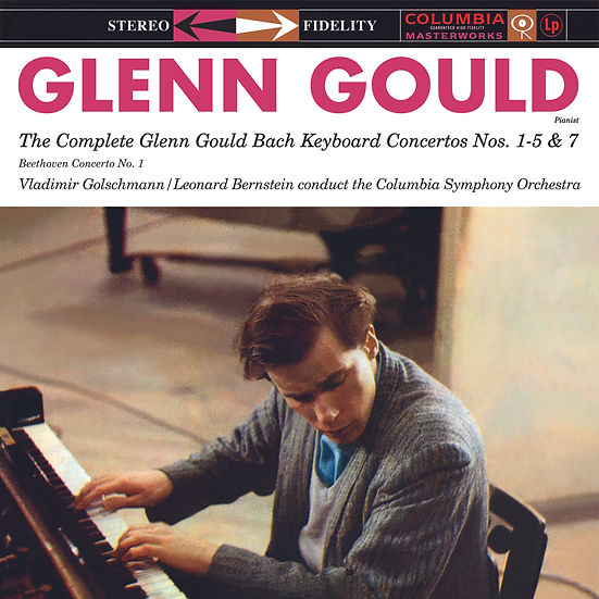 Glenn Gould: The Bach Keyboard Concertos