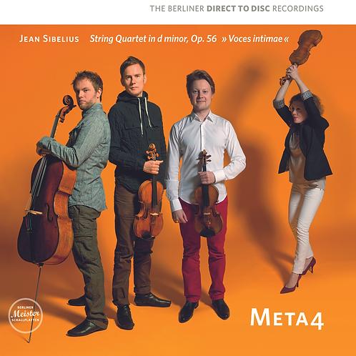 Jean Sibelius: String Quartet In D Minor