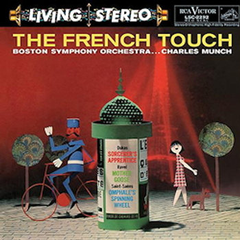 Charles Munch: The French Touch