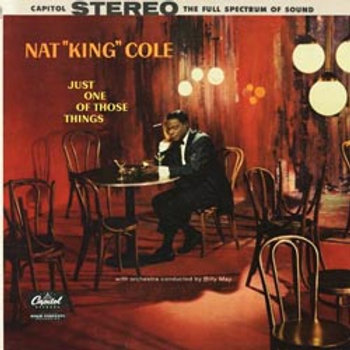 Nat 'King' Cole: Just One Of Those Things (45rpm-edition)